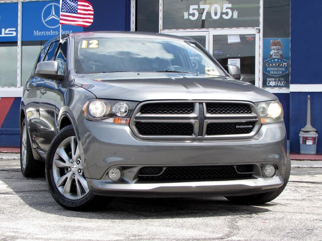2011 Dodge Durango Heat RWD
