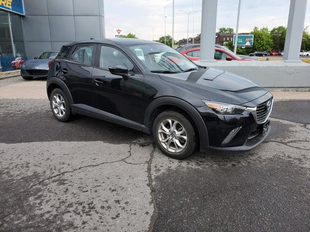 2018 Mazda CX-3 GS AWD