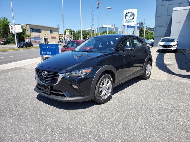 2019 Mazda CX-3 Touring AWD