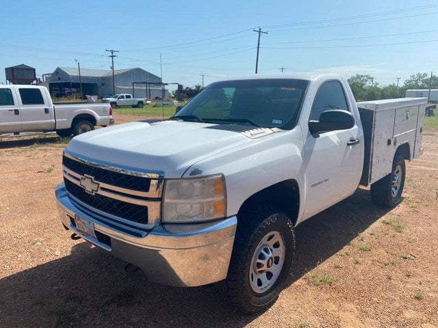 2011 Chevrolet Silverado 3500HD Chassis Work Truck 4WD