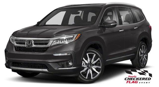 2020 Honda Pilot Touring 7-Seat AWD