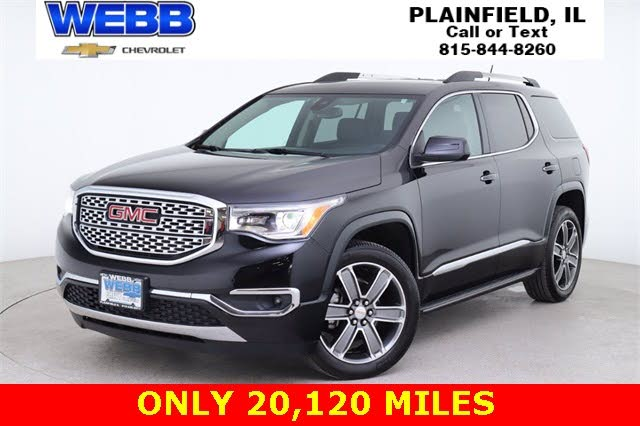 Used 2017 Gmc Acadia Denali Fwd For Sale With Photos Cargurus