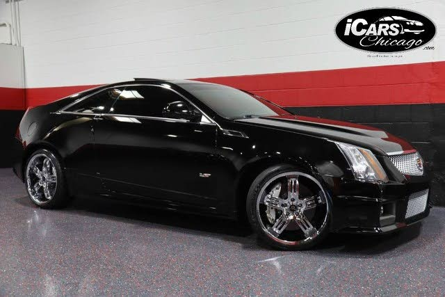 Used Cadillac Cts V Coupe For Sale With Photos Cargurus