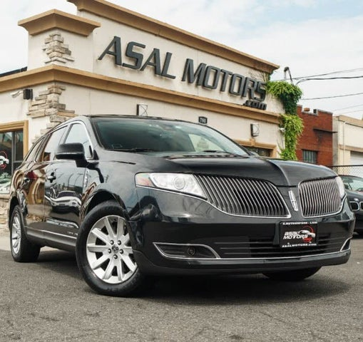 2016 Lincoln MKT Livery Fleet AWD