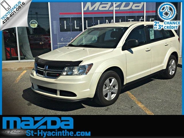 2014 Dodge Journey SE Plus FWD