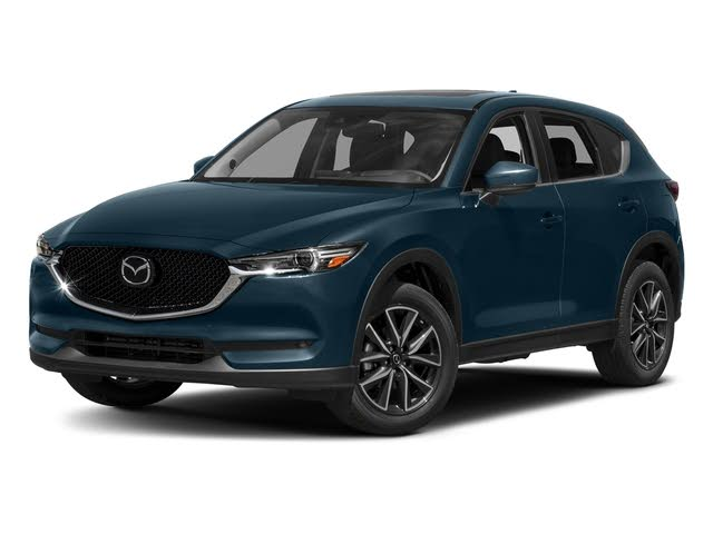 2017 Mazda CX-5 Grand Touring AWD