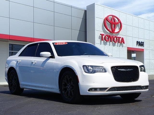 2016 Chrysler 300 S Alloy Edition AWD