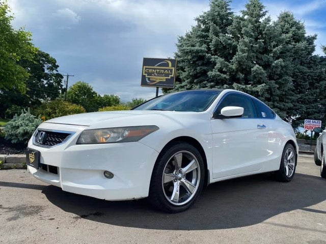 2008 Honda Accord Coupe EX-L V6 with Nav