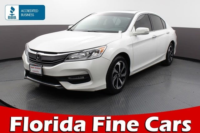 2017 Honda Accord V6 EX-L FWD