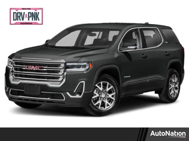 New Gmc Acadia For Sale In Las Vegas Nv Cargurus