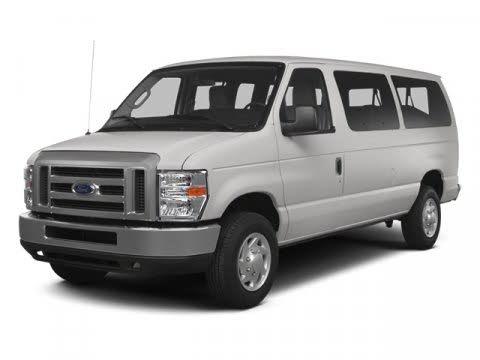 2013 Ford E-Series E-150 XLT Passenger Van