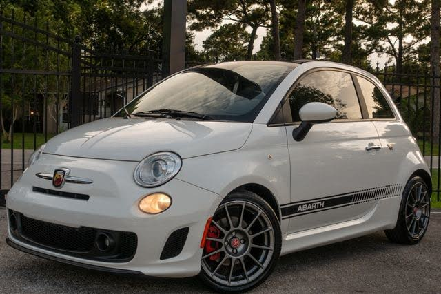 2014 FIAT 500 Abarth Convertible
