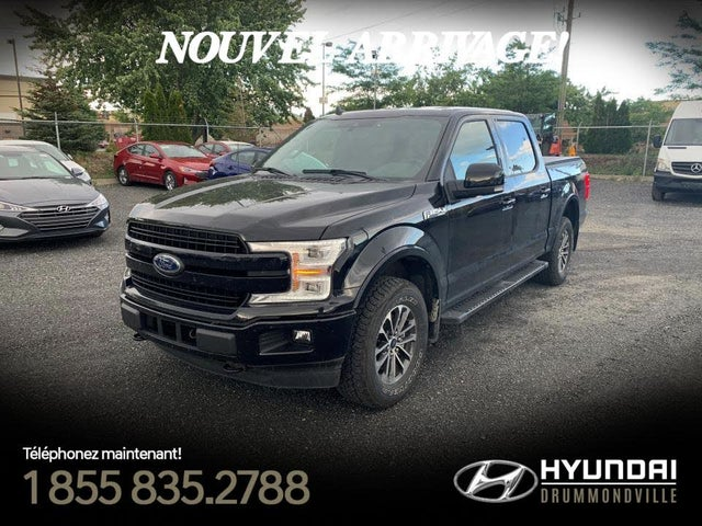 2019 Ford F-150 Lariat SuperCrew 4WD