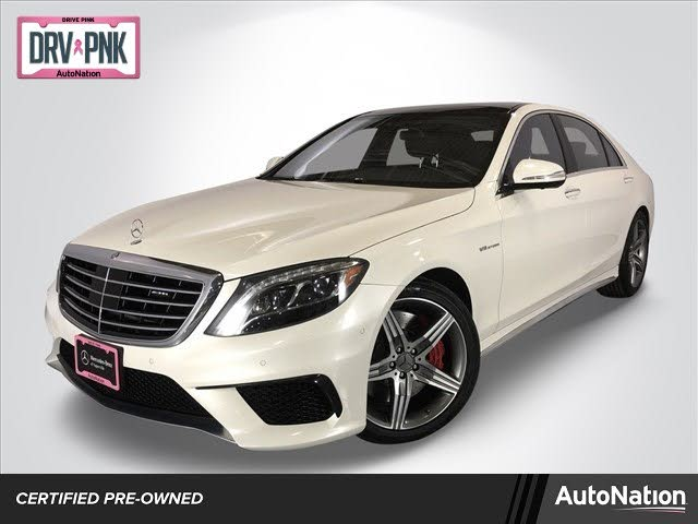 Certified 2015 Mercedes-Benz S-Class S 550 For Sale in ...