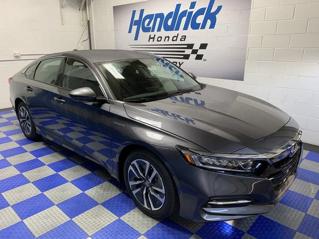 2020 Honda Accord Hybrid FWD