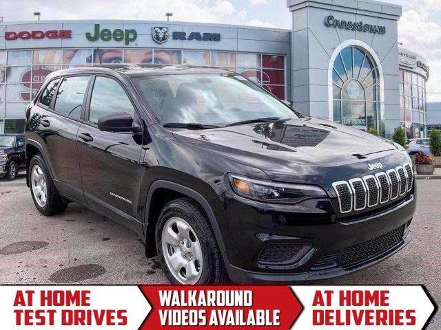 2019 Jeep Cherokee Sport FWD