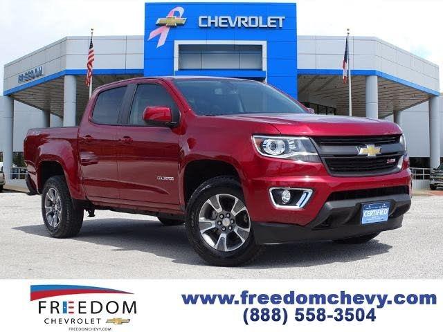 2020 Chevrolet Colorado For Sale In San Antonio Tx Cargurus