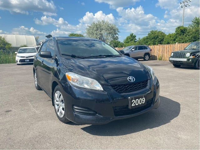2009 Toyota Matrix S FWD