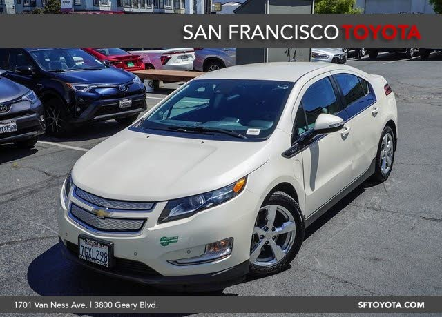 Used Chevrolet Volt For Sale In Oakland Ca Cargurus