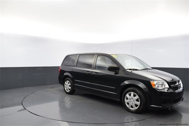 2015 Dodge Grand Caravan American Value Package FWD