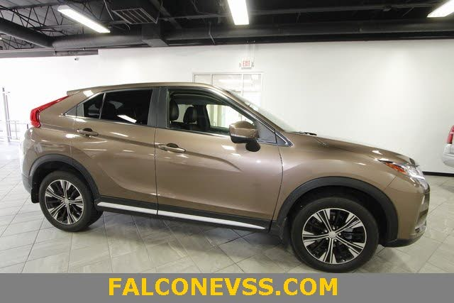 2019 Mitsubishi Eclipse Cross SE AWD