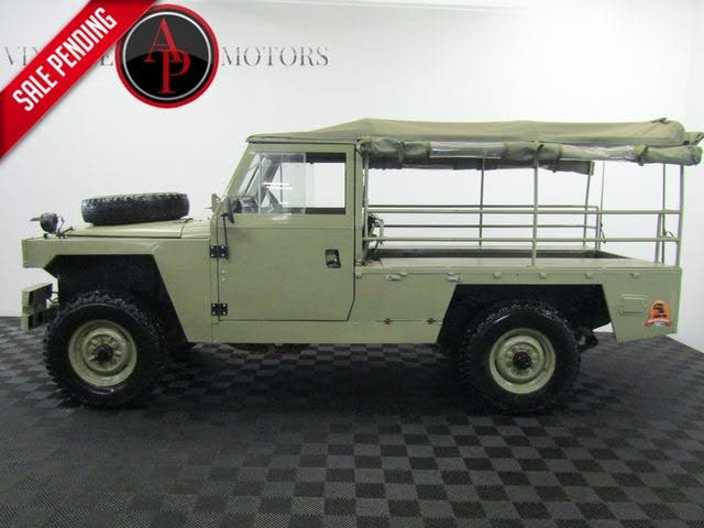 1971 Land Rover Series III