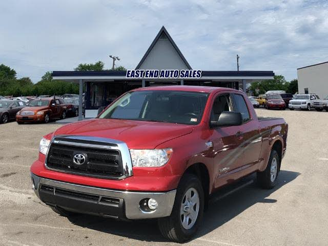 2012 Toyota Tundra Limited Double Cab 5.7L V8 4WD