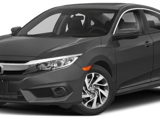 2018 Honda Civic EX with Honda Sensing