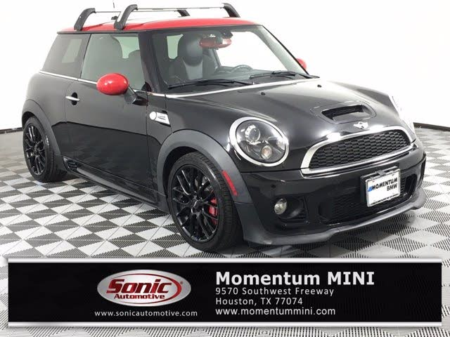 2013 MINI Cooper John Cooper Works Hatchback FWD