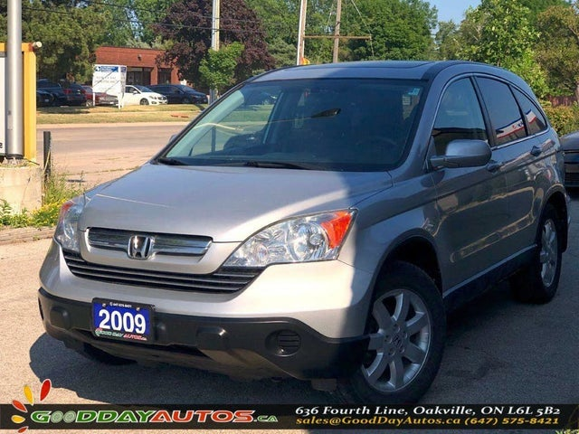 2009 Honda CR-V EX-L AWD with Navigation