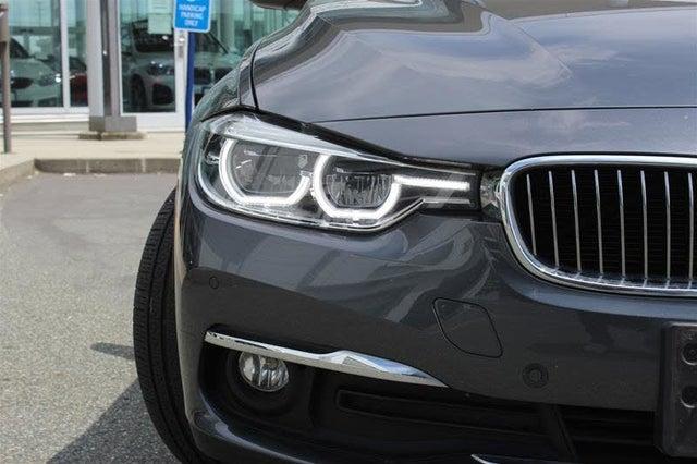 2017 BMW 3 Series 328d xDrive Sedan AWD