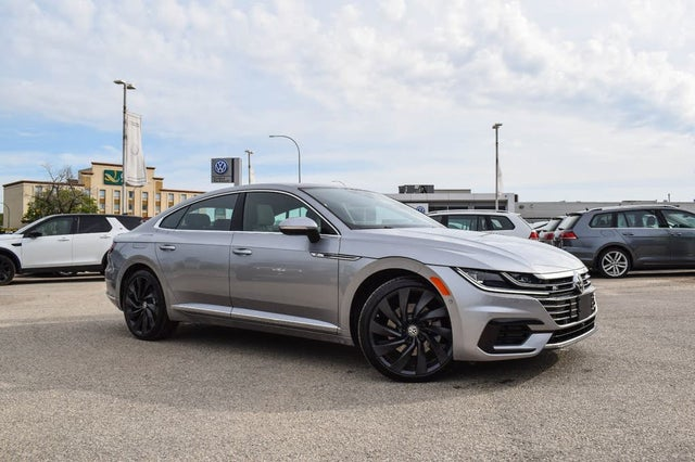 2019 Volkswagen Arteon 2.0T SEL 4Motion AWD with R-Line