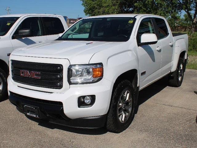 2018 GMC Canyon All Terrain Crew Cab LB 4WD with Cloth