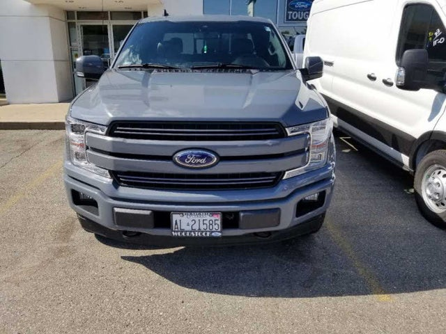 2019 Ford F-150 Lariat SuperCab 4WD