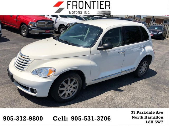 2010 Chrysler PT Cruiser Wagon FWD