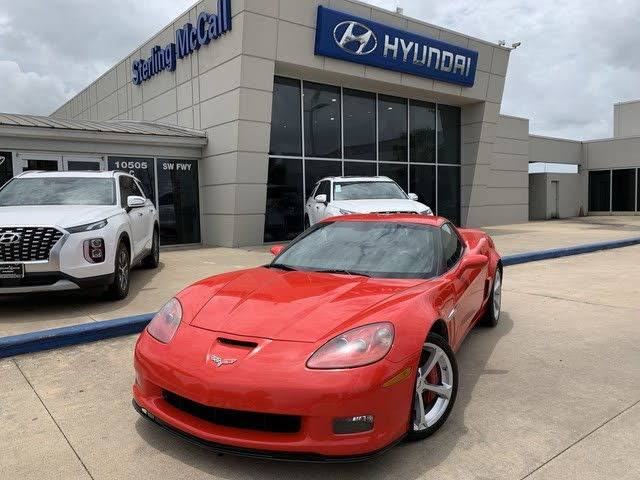 2012 Chevrolet Corvette Z16 Grand Sport 1LT Coupe RWD