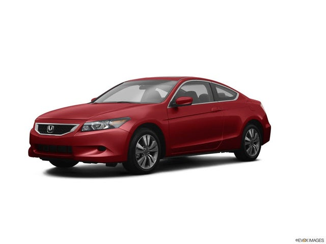 2008 Honda Accord Coupe EX-L