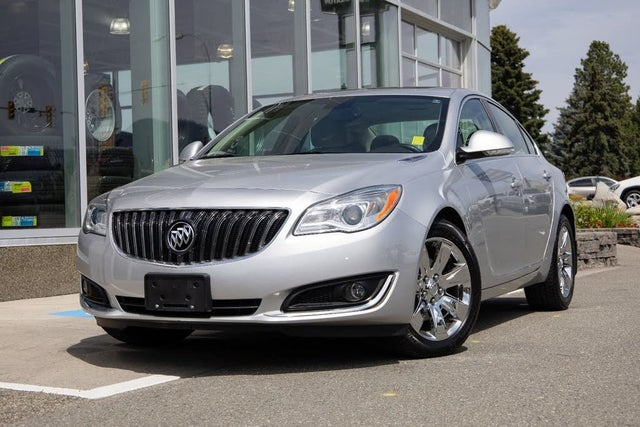 2017 Buick Regal Premium I Sedan FWD