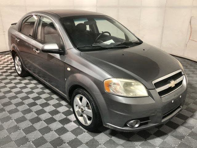 Used Chevrolet Aveo For Sale In Indianapolis In Cargurus