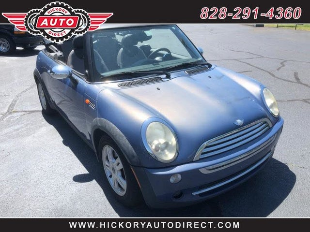 2007 MINI Cooper Base Convertible