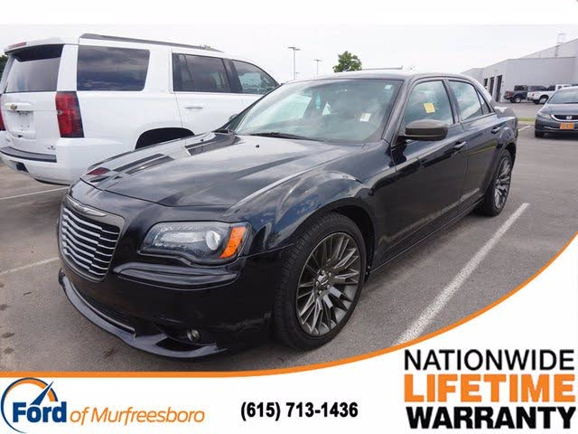2013 Chrysler 300 C John Varvatos Limited Edition RWD