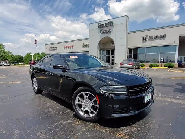2016 Dodge Charger SE AWD