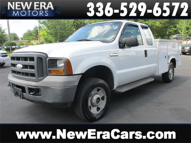 2005 Ford F-250 Super Duty King Ranch Crew Cab 4WD