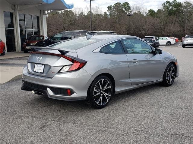 2019 Honda Civic Coupe Si FWD with Summer Tires