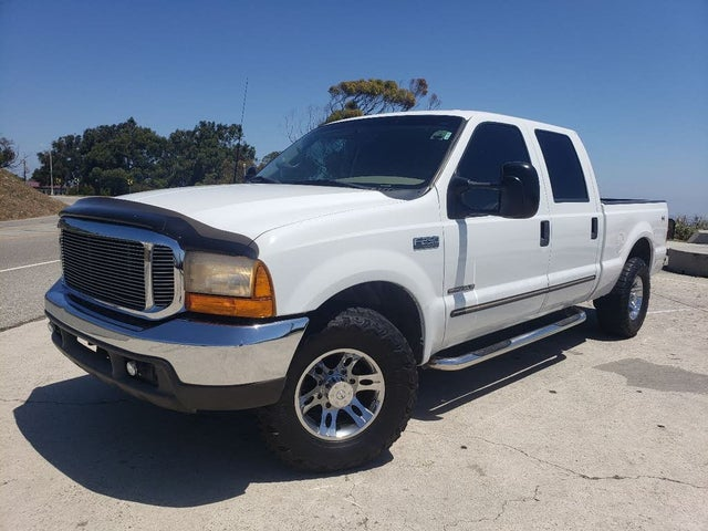 1999 Ford F-250 Super Duty XLT Crew Cab SB
