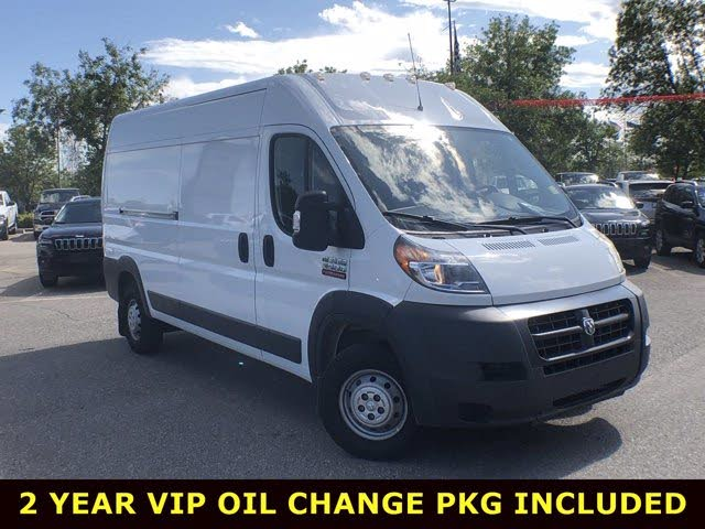 2018 RAM ProMaster 3500 159 High Roof Cargo Van