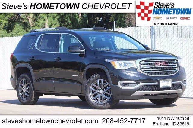 Used Gmc Acadia For Sale In Boise Id Cargurus
