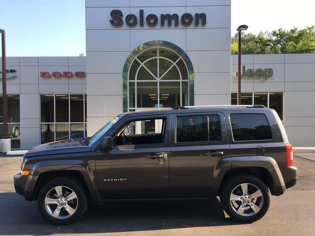 Used Jeep Patriot For Sale In Pittsburgh Pa Cargurus