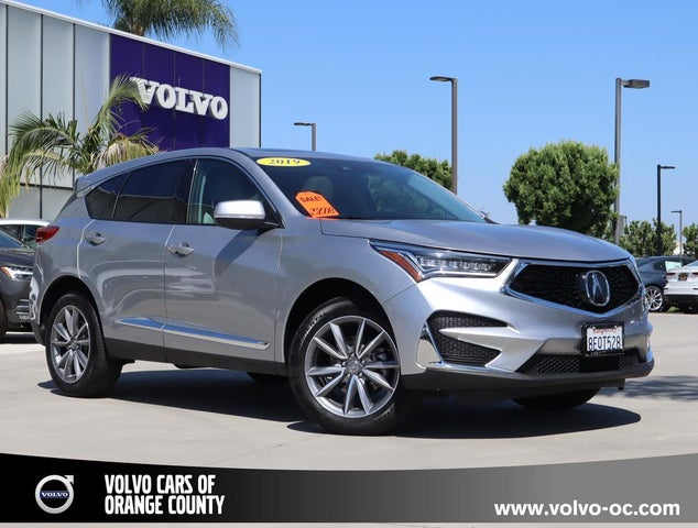 2019 Acura RDX FWD with Technology Package
