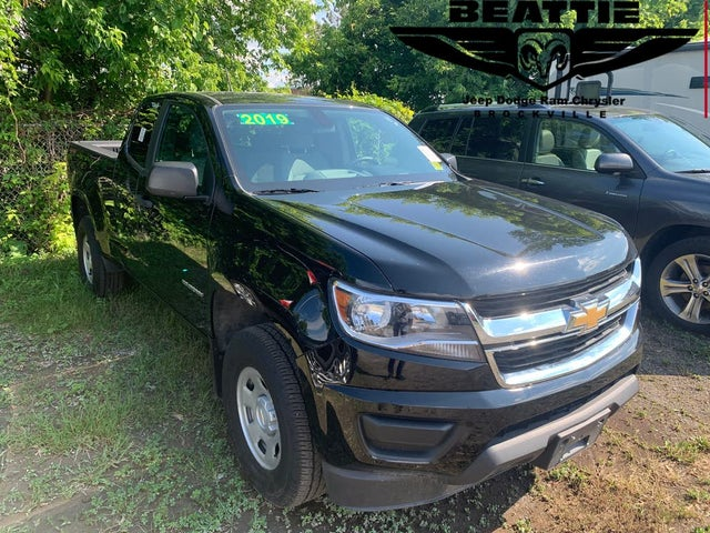 2019 Chevrolet Colorado Work Truck Extended Cab LB 4WD